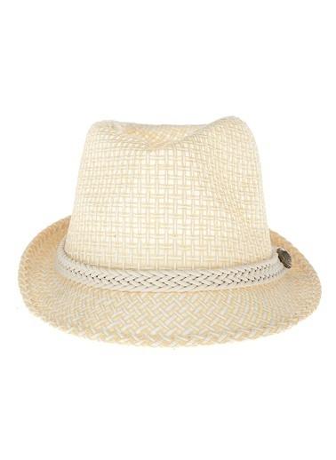 Bay Şapkacı Şapka Krem